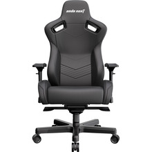 Крісло ANDA SEAT Kaiser 2 Black Size XL (AD12XL-07-B-PV-B01)
