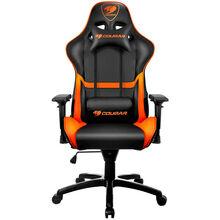 Крісло COUGAR Black/Orange