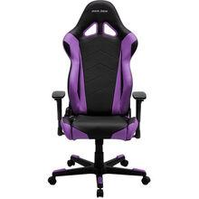 Кресло DXRACER RACING OH/RV001/NV Black/Violet