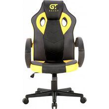 Крісло GT RACER X-2752 Black/Yellow