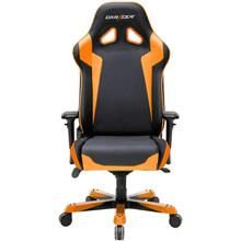Крісло DXRACER SENTINEL OH/SJ00/NO Black/Orange