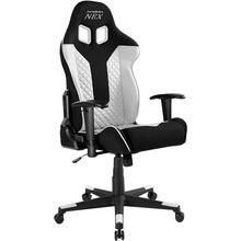 Крісло DXRACER NEX EC/OK01/NW Black/White