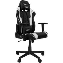 Кресло DXRACER NEX EC/OK134/NW Black/White