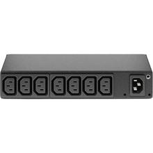 Стоечный блок распределения электропитания APC Rack PDU Basic 0U/1U 10A (8) C13 (AP6015A)