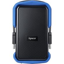 Внешний жесткий диск APACER AC631 2TB Blue (AP2TBAC631U-1)