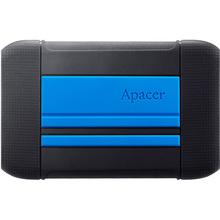 Внешний жесткий диск APACER AC633 1TB Speedy Blue (AP1TBAC633U-1)