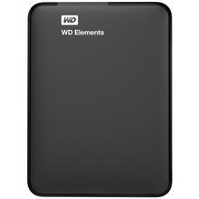 Внешний жесткий диск WD 1TB 2.5 USB 3.0 External Black (WDBEPK0010BBK-WESN)