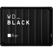 Зовнішній жорсткий диск WD P10 Game Drive 5TB USB 3.2 Black (WDBA3A0050BBK-WESN)