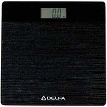 Ваги підлогові DELFA DBS-7118 Shine black