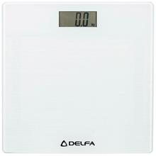 Ваги підлогові DELFA DBS-7218 Shine white