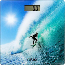 Весы напольные ROTEX RSB18-P