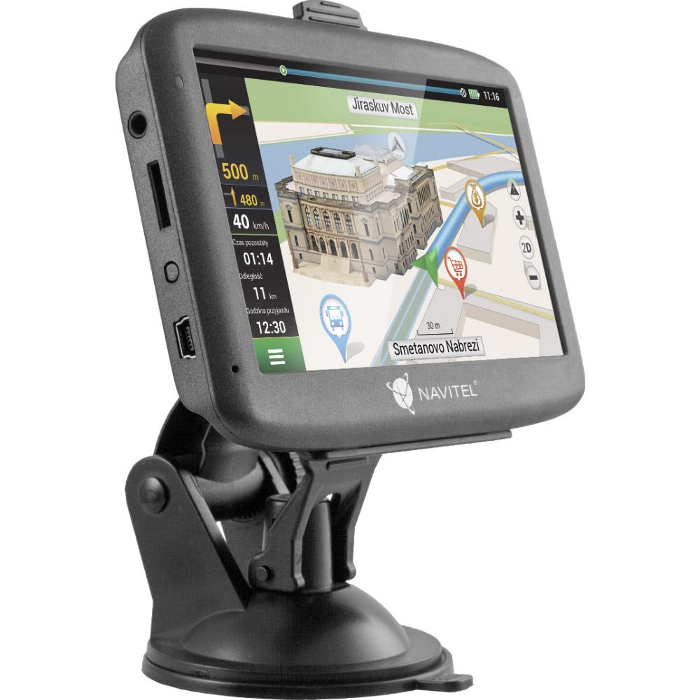 GPS-навигатор NAVITEL F150 Установленные карты Navitel