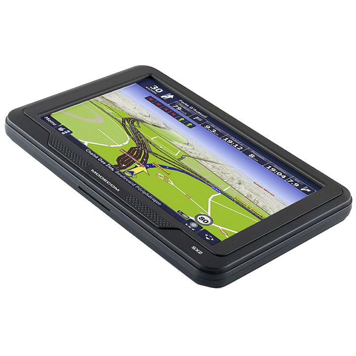 GPS-навигатор MODECOM Device FreeWAY SX2HD MapFactor (NAV-FREEWAYSX2HD-MF-EU) Установленные карты MapFactor