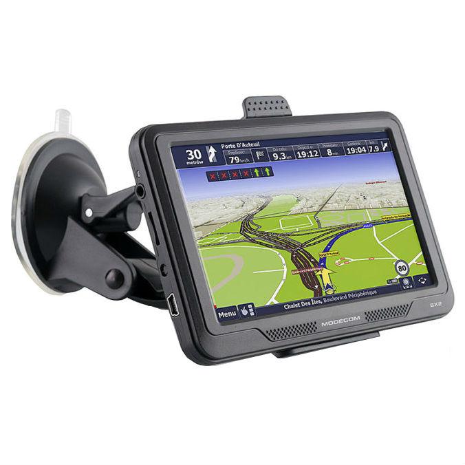 GPS-навигатор MODECOM Device FreeWAY SX2HD MapFactor (NAV-FREEWAYSX2HD-MF-EU) Система навигации GPS