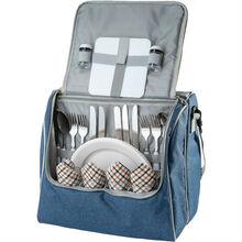 Набір для пікніка КЕМПІНГ Family bag (4823082715435)