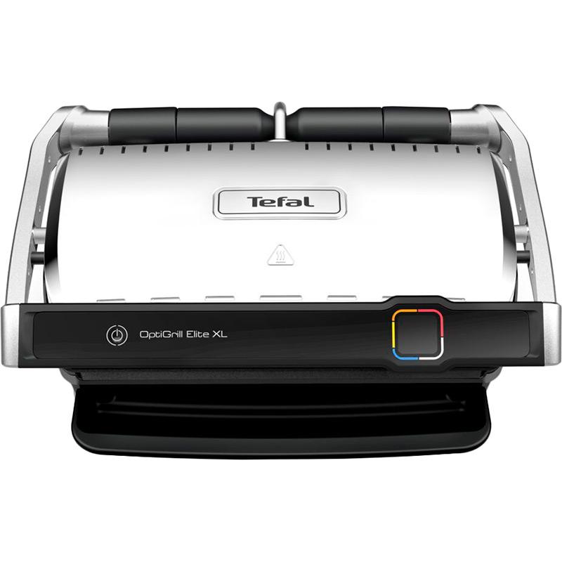 Гриль TEFAL OptiGrill Elite XL GC760D30 Тип контактний