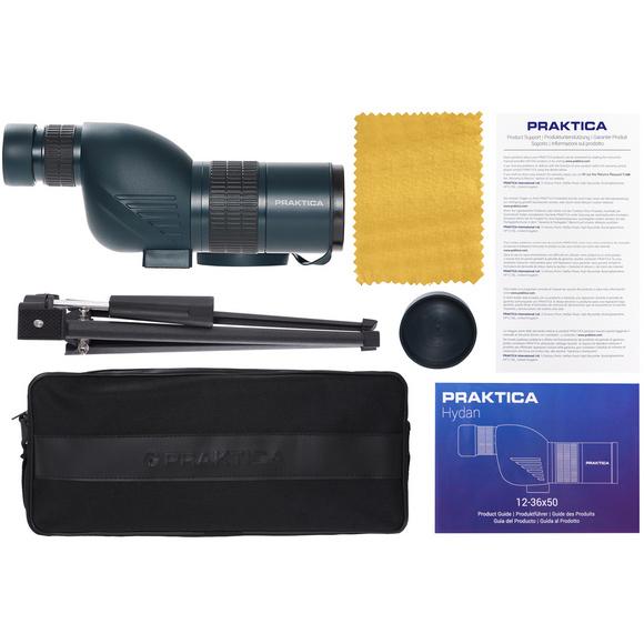 Подзорная труба PRAKTICA Hydan 12-36x50 (PRA254) Диаметр объектива 50