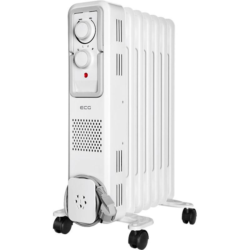 Масляный обогреватель ECG OR 1570 Мощность 1500