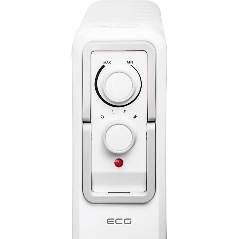 Масляный обогреватель ECG OR 1570 Площадь обогрева 15