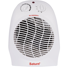 Тепловентилятор SATURN ST-HT0481K White