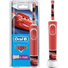 Зубная щетка BRAUN Oral-B Kids «Тачки» (4210201244554)