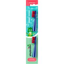 Набор насадок к электрической зубной щетке Playbrush Smart Sonic Pink (9010061000902)