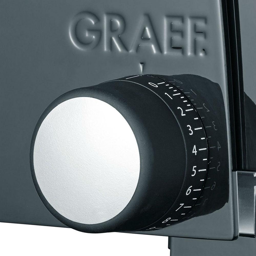 Ломтерезка GRAEF S 10002 Мощность 170