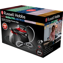 Праска з парогенератором RUSSELL HOBBS 24460-56 Quiet Super Pro