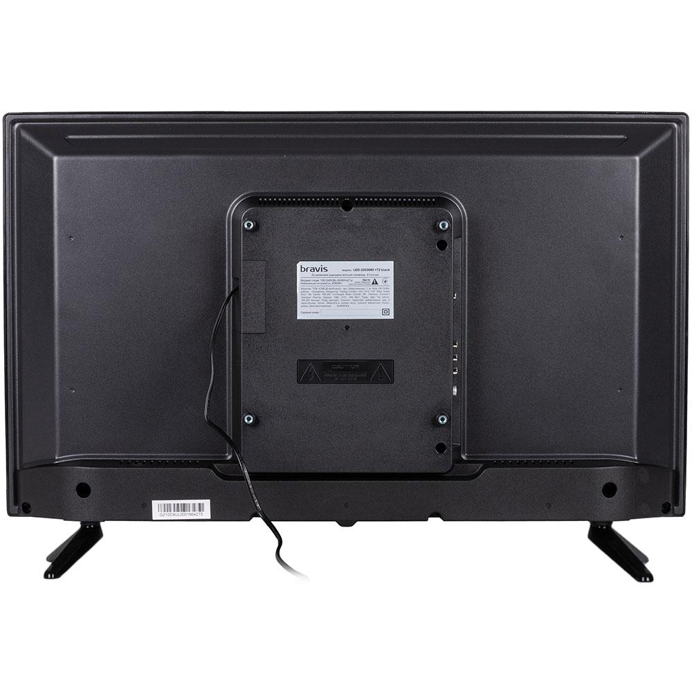 Телевизор BRAVIS LED-32G5000 + T2 black Формат экрана широкоэкранный (16:9)