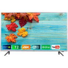 Телевізор BRAVIS UHD-43G7000 Smart + T2 silver