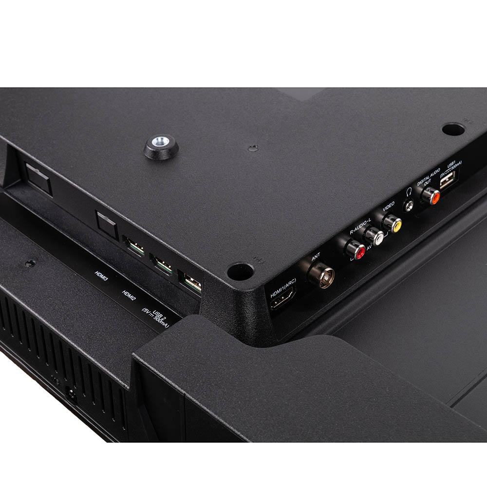 Телевизор BRAVIS LED-43G5000 + T2 black Формат экрана широкоэкранный (16:9)