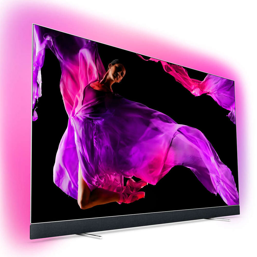 Телевизор PHILIPS 55OLED903/12 Разрешение 3840 x 2160 (4K UHD)