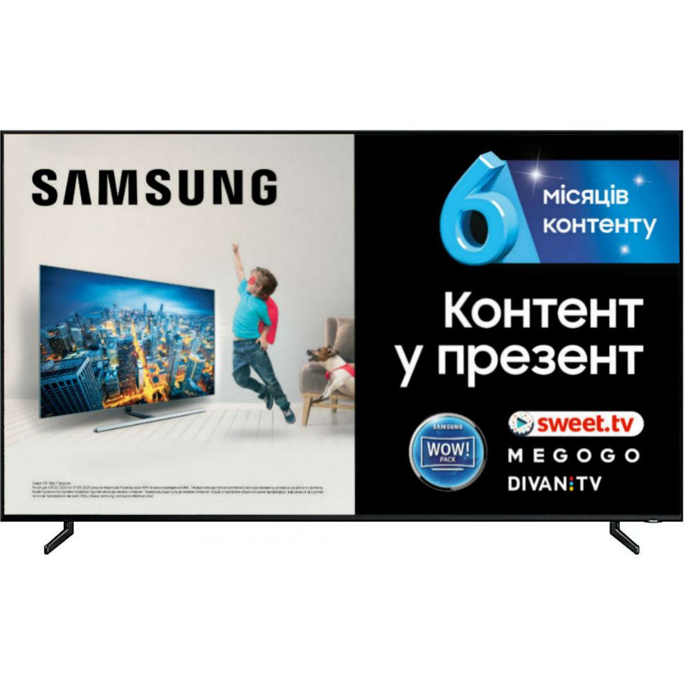 Телевизор SAMSUNG QE82Q900RBUXUA Формат экрана широкоэкранный (16:9)