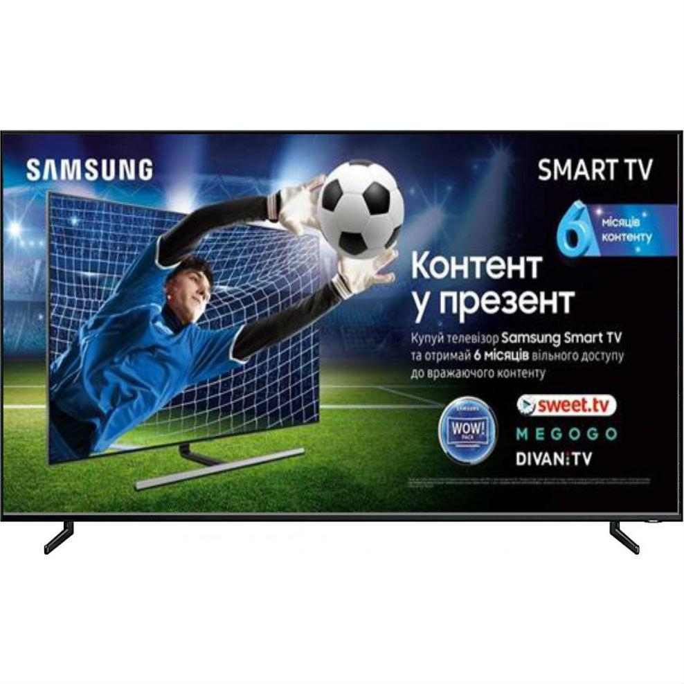 """Телевизор SAMSUNG QE82Q900RBUXUA Диагональ 82"""" (208 см)"""