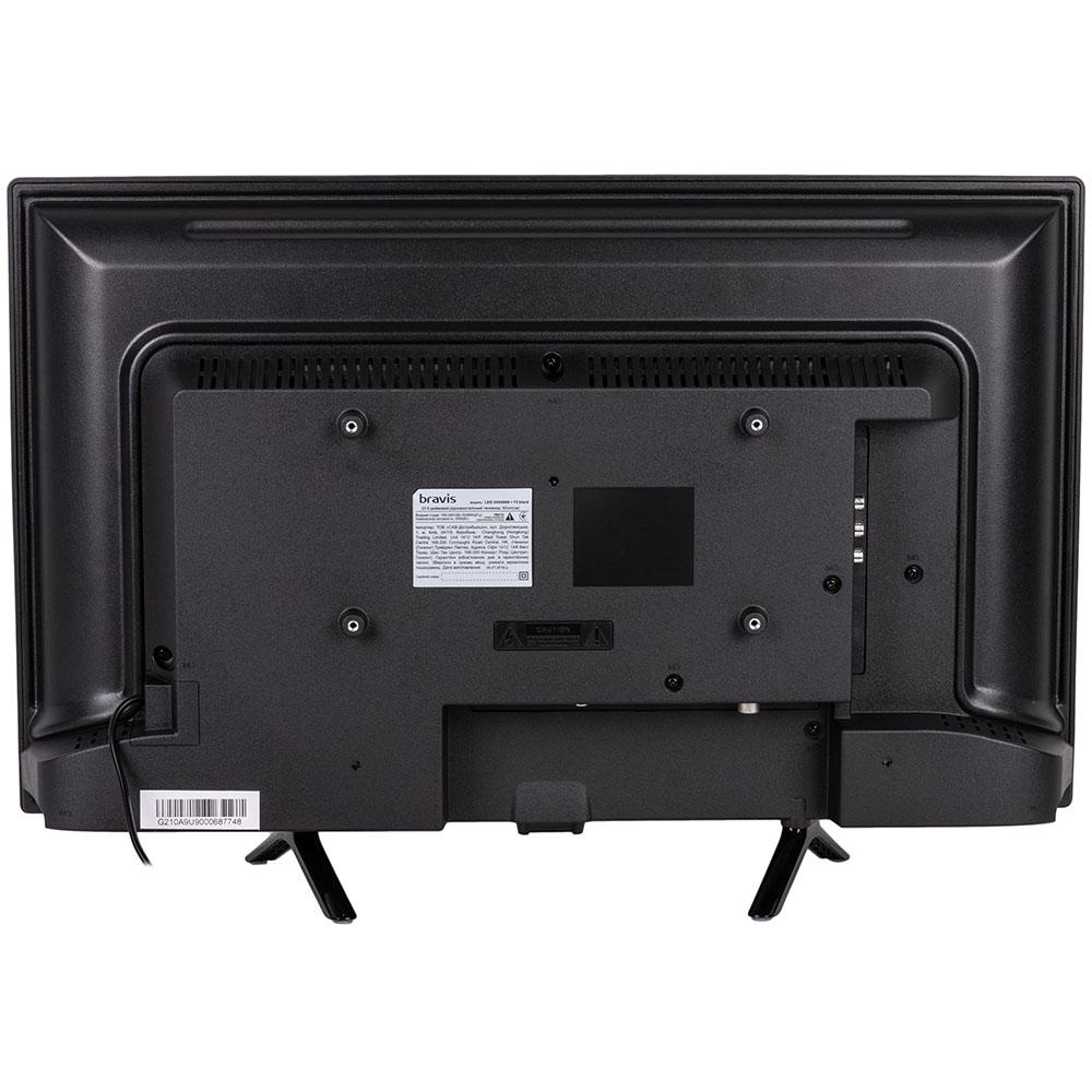 Телевизор BRAVIS LED-24G5000 + T2 Формат экрана широкоэкранный (16:9)