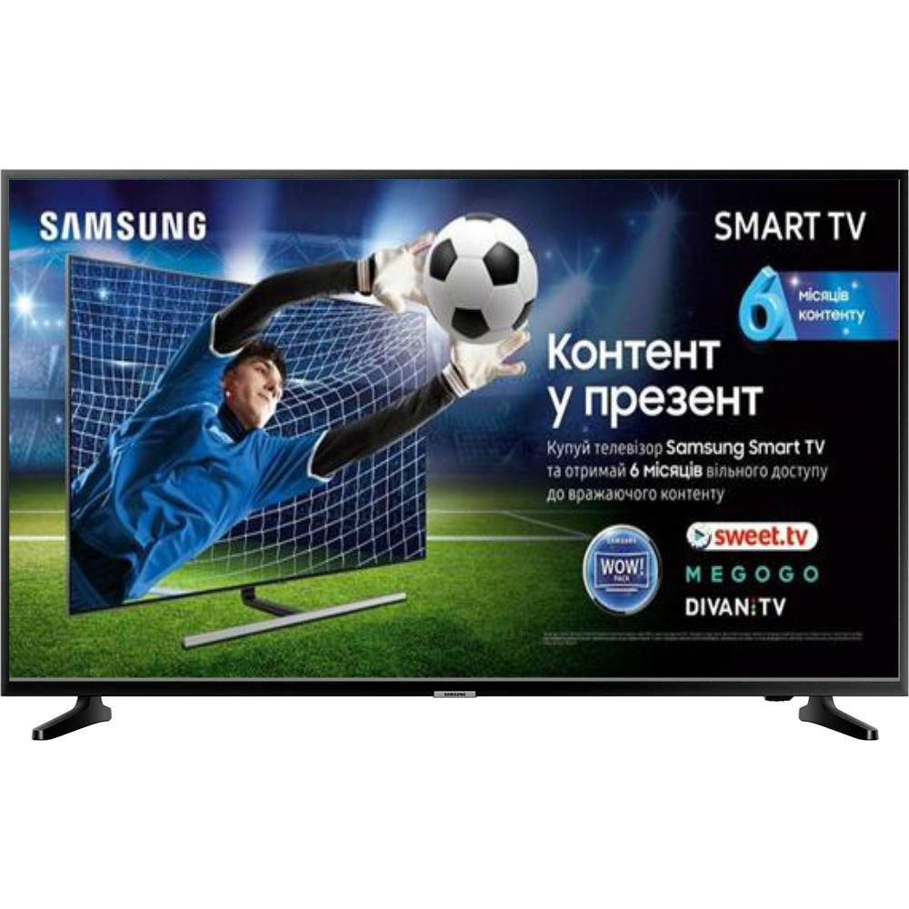 "Телевизор SAMSUNG UE43NU7097UXUA Диагональ 43"" (109 см)"