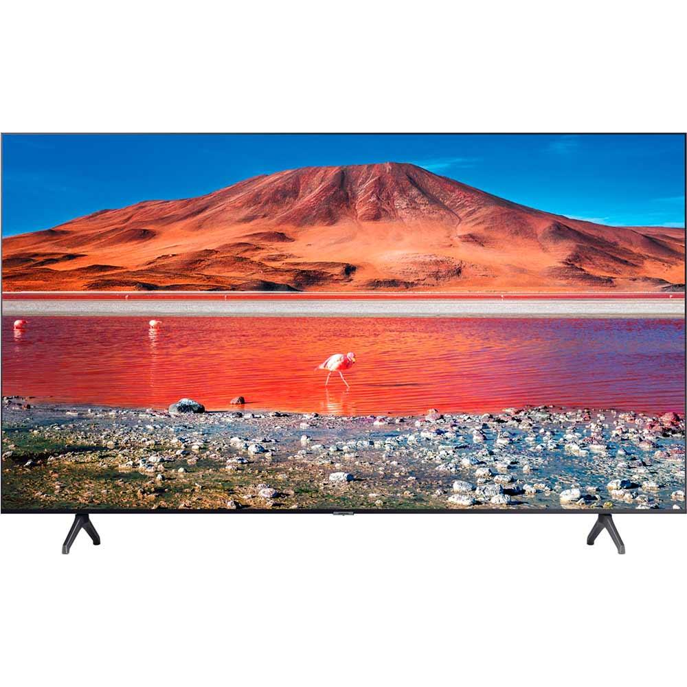 Телевизор SAMSUNG UE43TU7100UXUA Разрешение 3840 x 2160 (4K UHD)