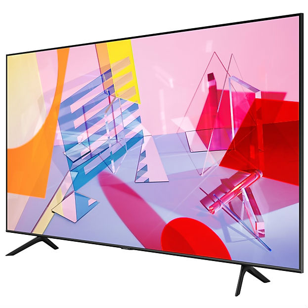 Телевизор SAMSUNG QE43Q60TAUXUA Разрешение 3840 x 2160 (4K UHD)