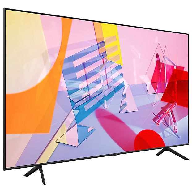 Телевизор SAMSUNG QE43Q60TAUXUA Формат экрана широкоэкранный (16:9)
