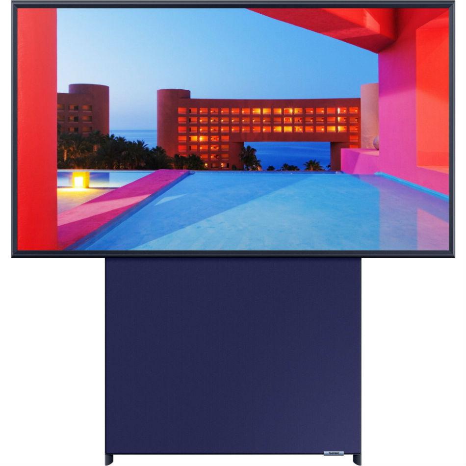 "Телевизор SAMSUNG QE43LS05TAUXUA The Sero 2020 Диагональ 43"" (109 см)"