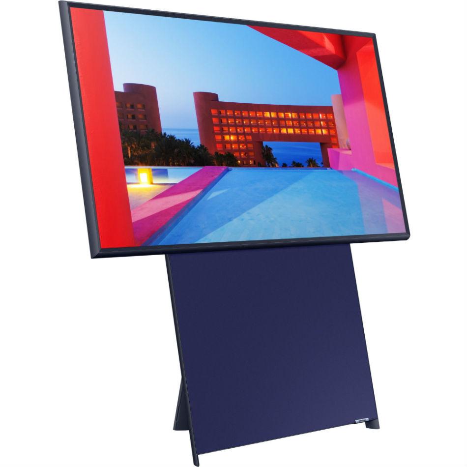 Телевизор SAMSUNG QE43LS05TAUXUA The Sero 2020 Разрешение 3840 x 2160 (4K UHD)