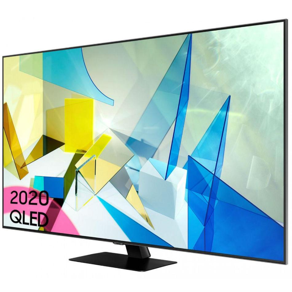 SAMSUNG QE55Q80TAUXUA Разрешение 3840 x 2160 (4K UHD)
