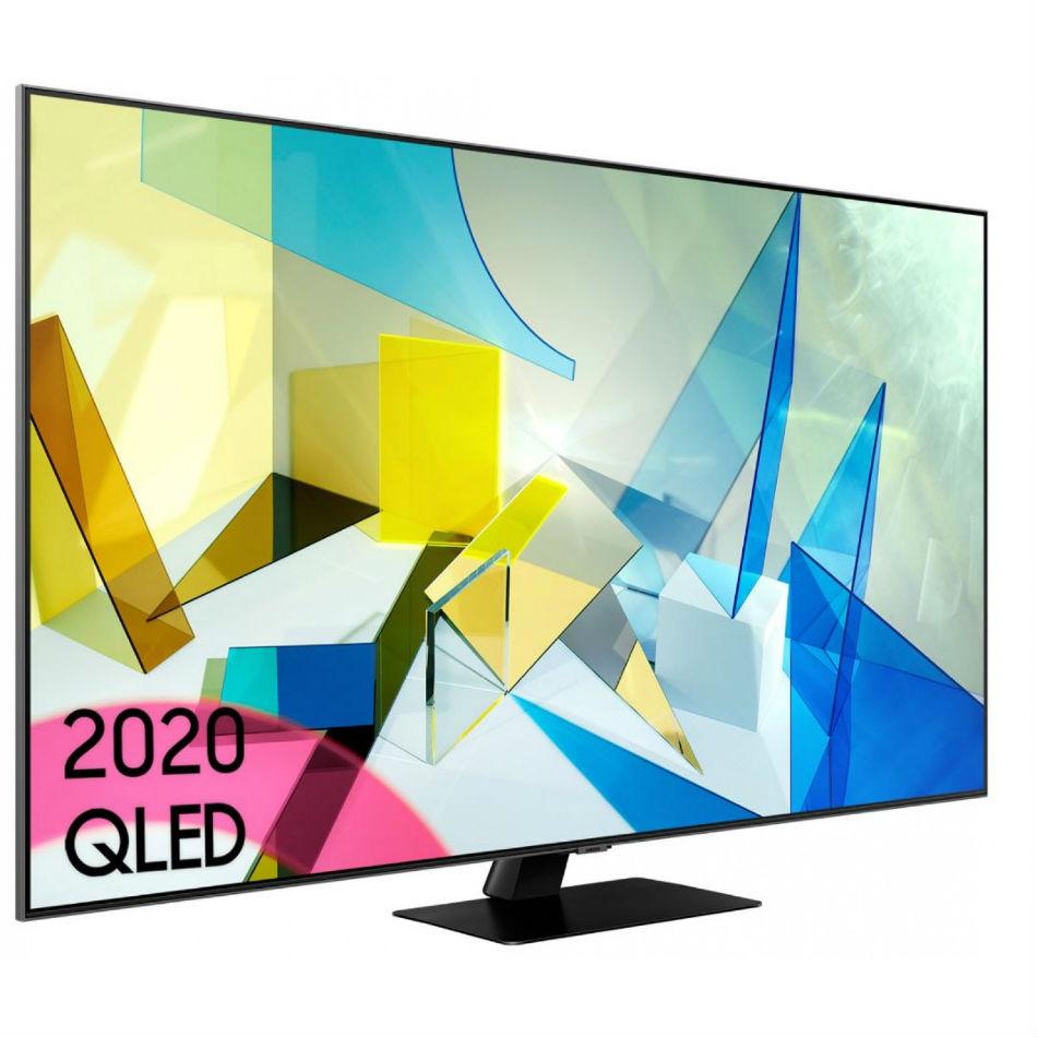 SAMSUNG QE55Q80TAUXUA Формат экрана широкоэкранный (16:9)