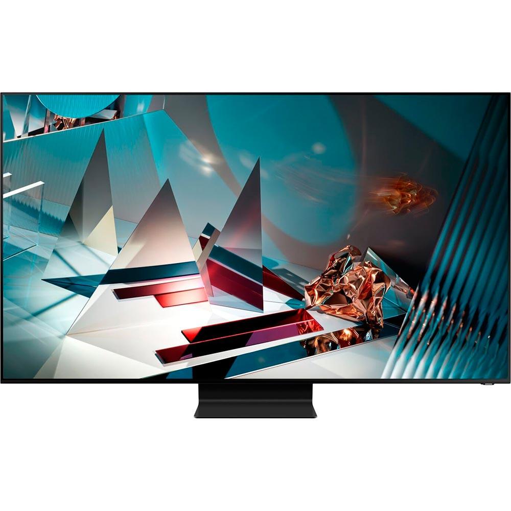 Телевизор SAMSUNG QE82Q800TAUXUA Тип подсветки QLED