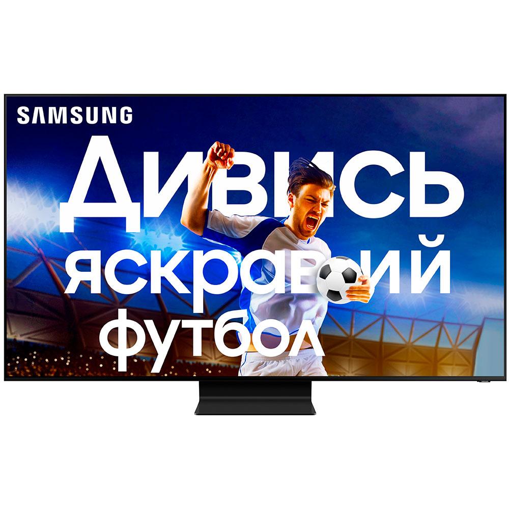 """Телевизор SAMSUNG QE82Q800TAUXUA Диагональ 82"""" (208 см)"""