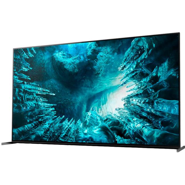 Телевизор SONY KD85ZH8BR2 Разрешение 7680 x 4320 (8K)