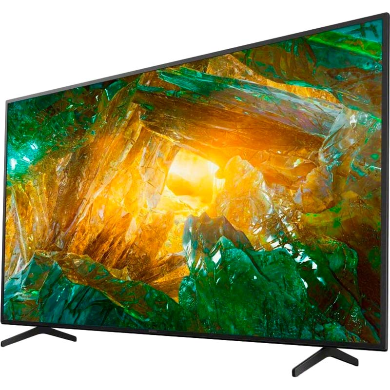 Телевизор SONY KD75XH8096BR2 Разрешение 3840 x 2160 (4K UHD)