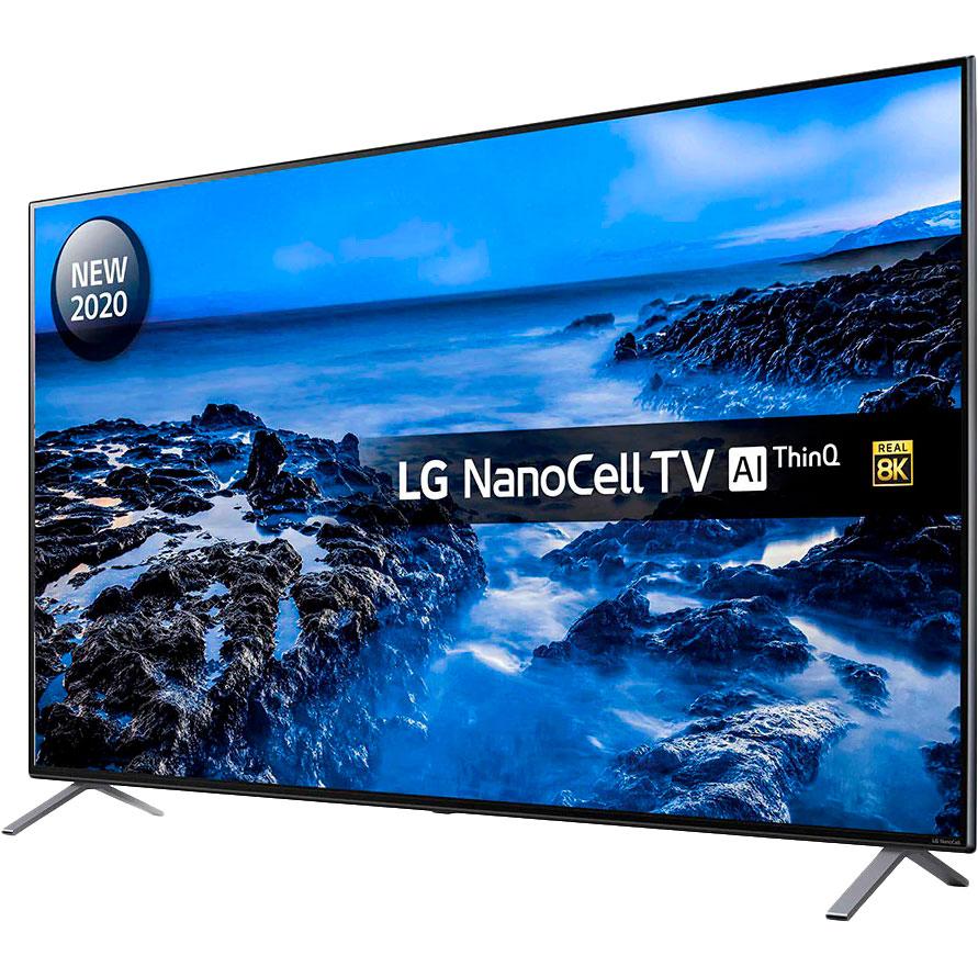 Телевизор LG 65NANO956NA Разрешение 7680 x 4320 (8K)