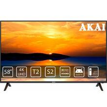Телевизор AKAI UA58LEP1UHD9