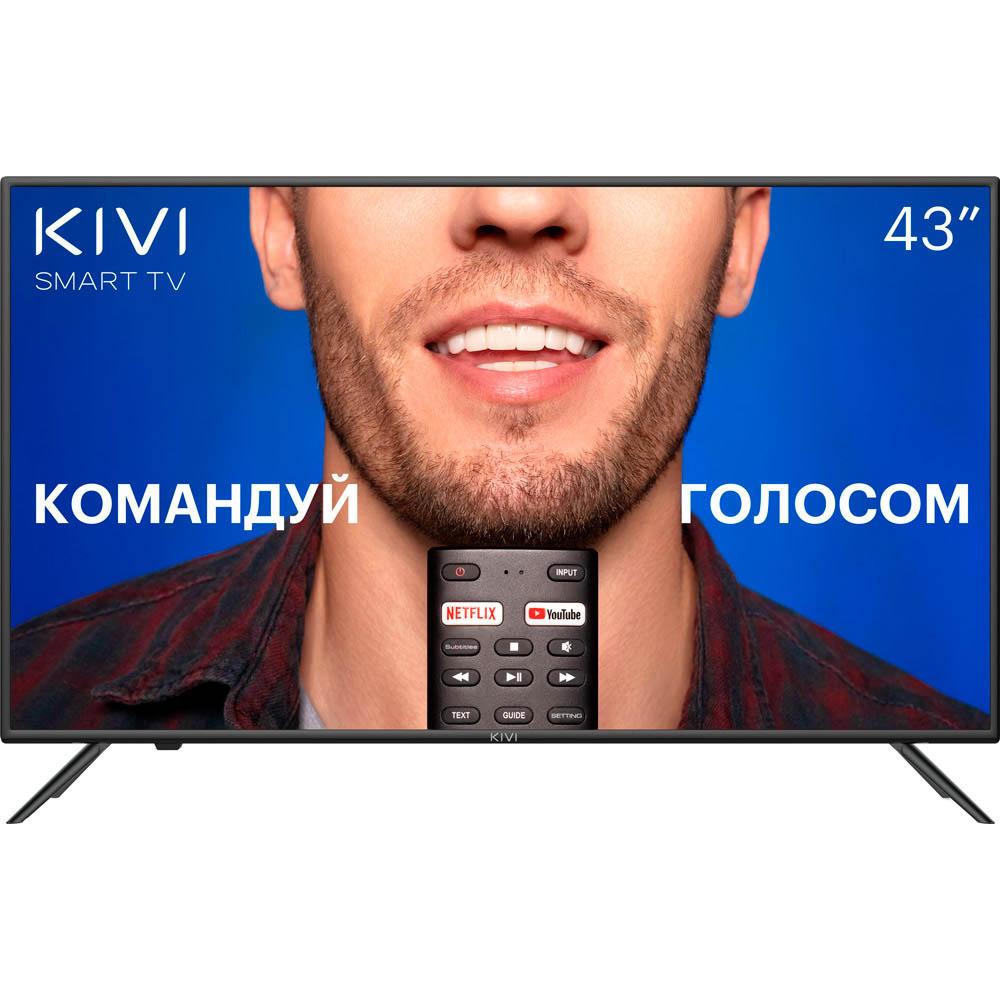 "Телевизор KIVI 43U710KB Диагональ 43"" (109 см)"